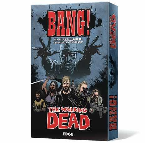 BANG! THE WALKING DEAD | 8435407618855 | EMILIANO SCIARRA | Universal Cómics