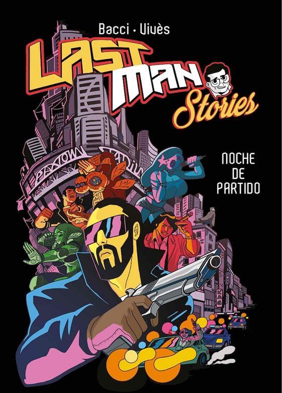 889998673739 LAST MAN STORIES