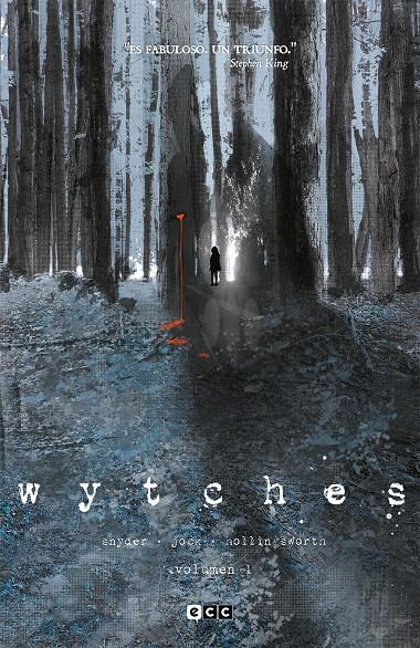 WYTCHES # 01 | 9788418180705 | JOCK - SCOTT SNYDER | Universal Cómics