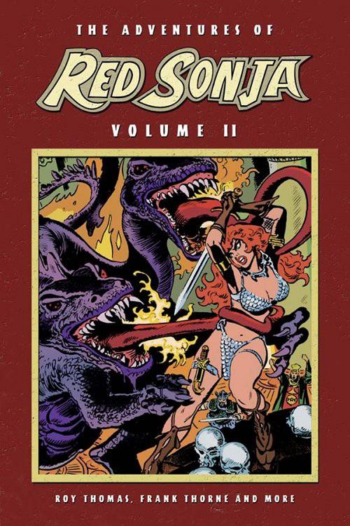 CRÓNICAS DE RED SONJA # 02 | 9788491735151 | ROY THOMAS