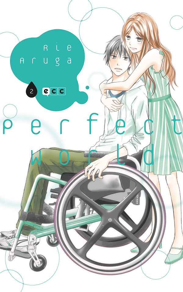 PERFECT WORLD # 02 | 9788417644949 | RIE ARUGA | Universal Cómics