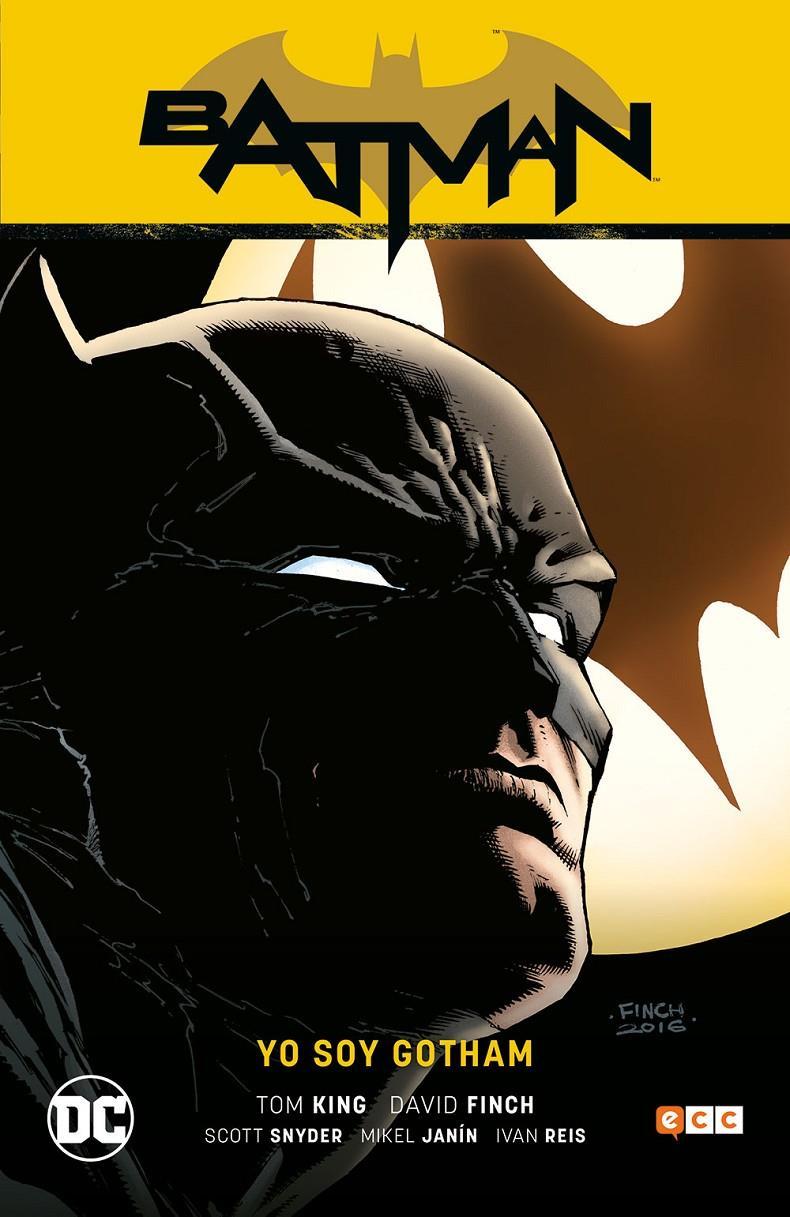 BATMAN RENACIMIENTO TOMO # 01 YO SOY GOTHAM | 9788417531980 | DAVID ...