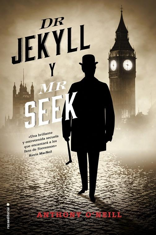 DR. JEKYLL Y MR. SEEK | 9788417305628 | ANTHONY O'NEILL  | Universal Cómics