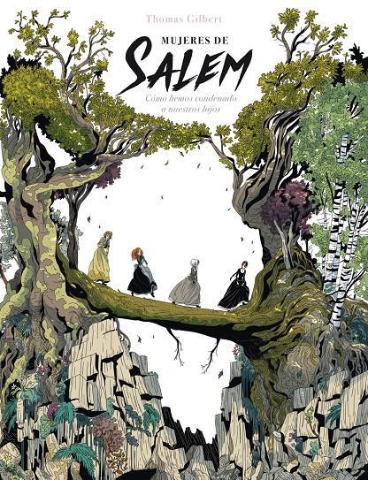 Resultado de imagen de Mujeres de Salem, de Thomas Gilbert.