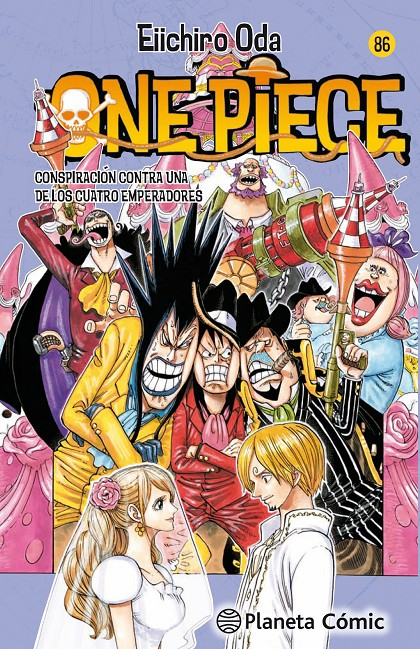 ONE PIECE VOL II # 86 | 9788491531722 | EIICHIRO ODA | Universal Cómics