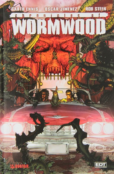 CHRONICLES OF WORMWOOD LA BATALLA FINAL / EL ULTIMO ENEMIGO EDICION LIMITADA | 9788499475424 | GARTH ENNIS - OSCAR JIMENEZ - ROB STEEN | Universal Cómics