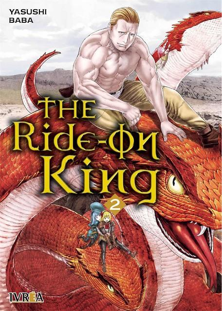 THE RIDE-ON KING # 02 | 9788418172854 | YASUSHI BABA | Universal Cómics
