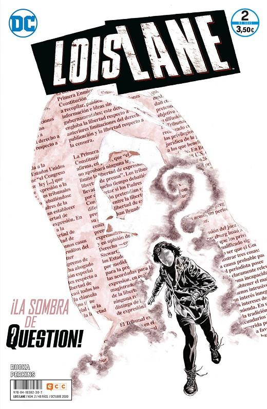 LOIS LANE # 02 | 9788418382307 | GREG RUCKA -  MIKE PERKINS | Universal Cómics