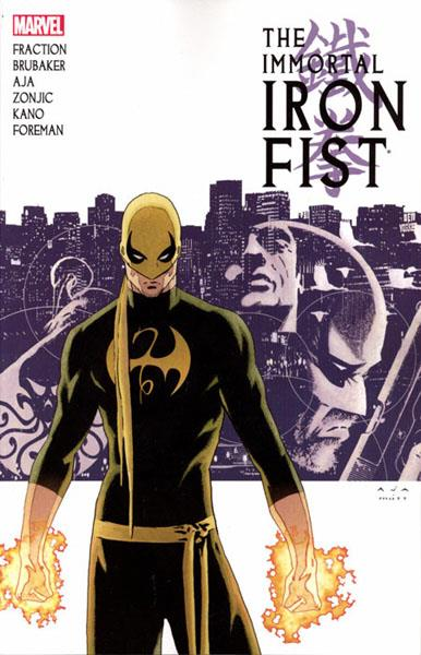 USA IMMORTAL IRON FIST THE COMPLETE COLLECTION VOL 1 TP | 978078518542053999 | ED BRUBAKER - MATT FRACTION - DAVID AJA - TRAVEL FOREMAN - RUSS HEATH - KHARI EVANS - KANO - HOWARD  | Universal Cómics