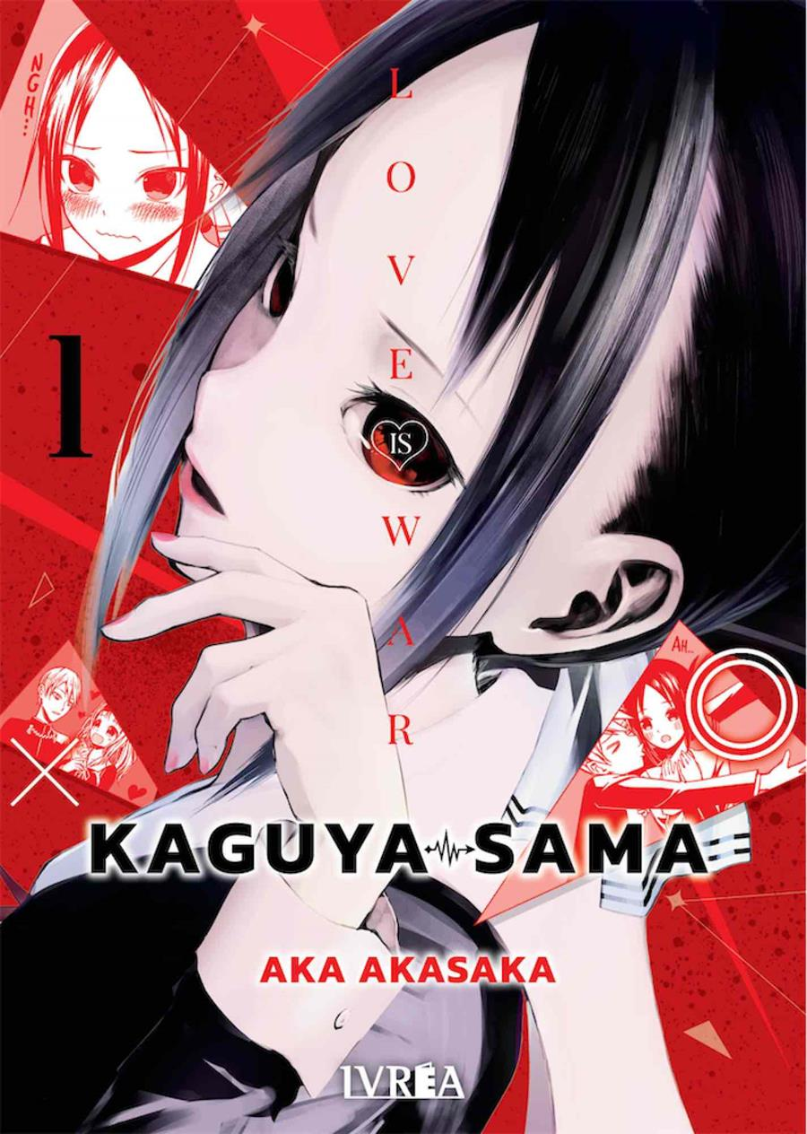 KAGUYA-SAMA LOVE IS WAR # 01 | 9788418562075 | AKA AKASAKA | Universal Cómics