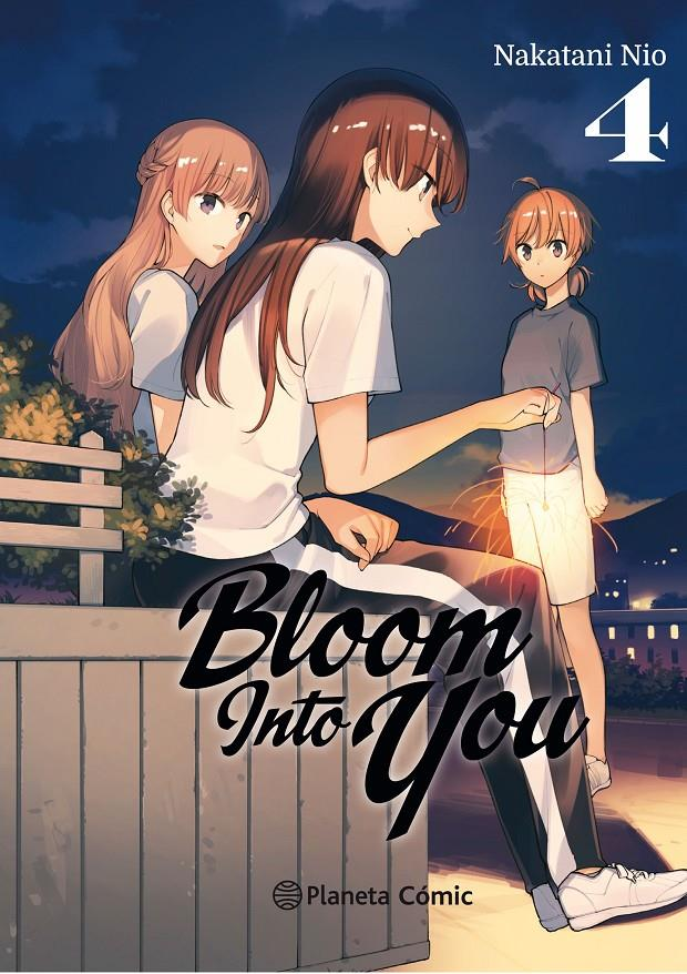 BLOOM INTO YOU # 04 | 9788413410326 | NAKATANI NIO | Universal Cómics