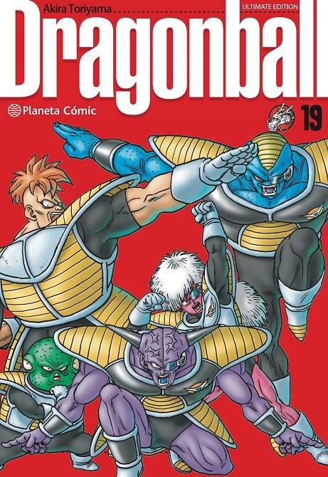 DRAGON BALL # 19 ULTIMATE EDITION NUEVA EDICIÓN | 9788413418674 | AKIRA TORIYAMA | Universal Cómics