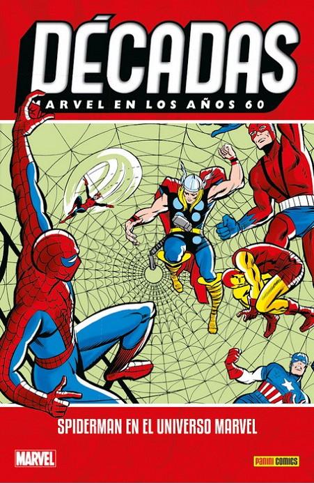 MARVEL EN LOS AÑOS 60. SPIDERMAN EN EL UNIVERSO MARVEL