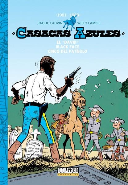 CASACAS AZULES INTEGRAL # 07 1981 - 1983 | 9788416961139 | RAOUL CAUVIN -  WILLY LAMBIL | Universal Cómics