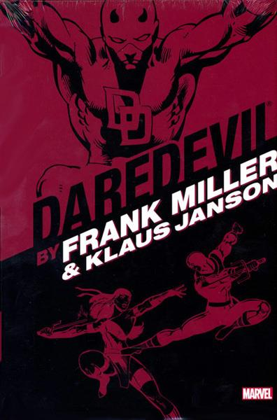 USA DAREDEVIL BY MILLER AND JANSON OMNIBUS HC NEW PTG | 978078519536859999 | FRANK MILLER - KLAUS JANSON | Universal Cómics