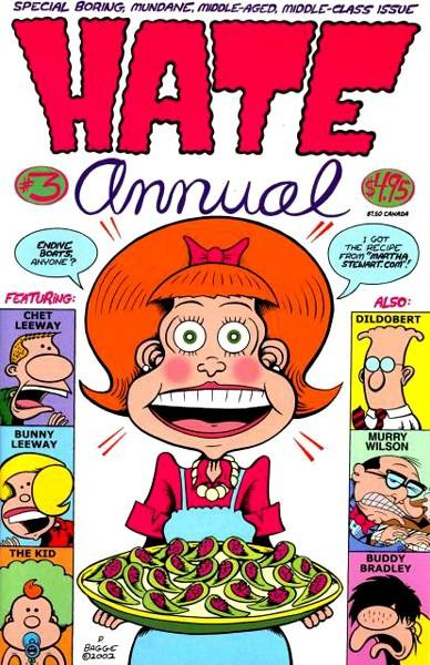 USA HATE ANNUAL # 03 | 123338 | PETER BAGGE | Universal Cómics