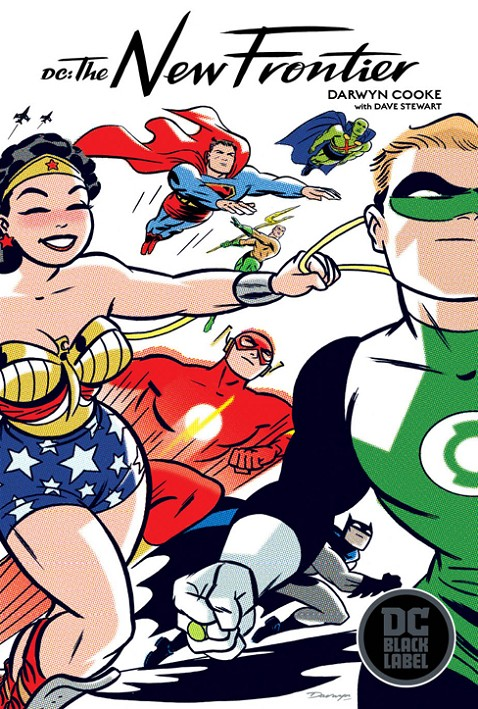 USA DC THE NEW FRONTIER TP | 9999900031676 | DARWYN COOKE - DAVE STEWART | Universal Cómics