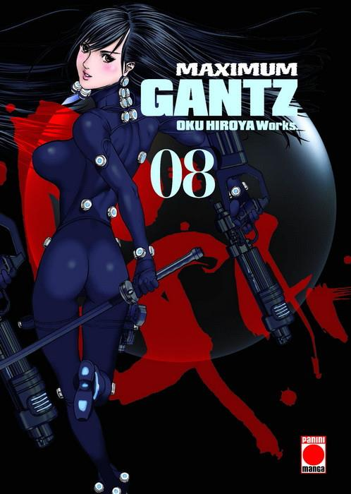 GANTZ MAXIMUM # 08 | 9788413341071 | HIROYA OKU | Universal Cómics