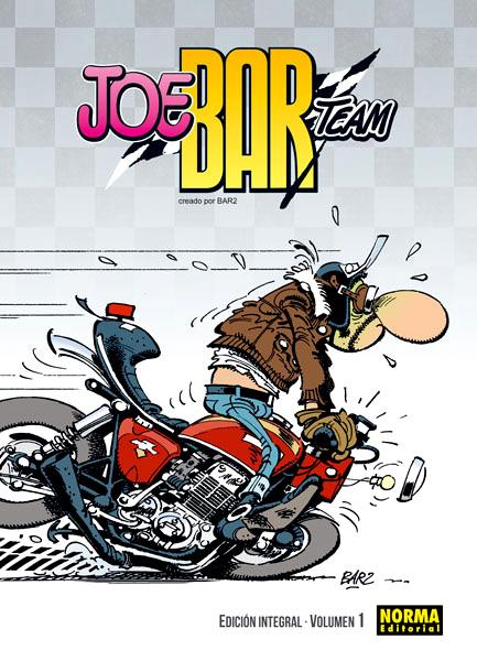 2aMA JOE BAR INTEGRAL # 01 | 2M151506 | BAR2 - FANE | Universal Cómics