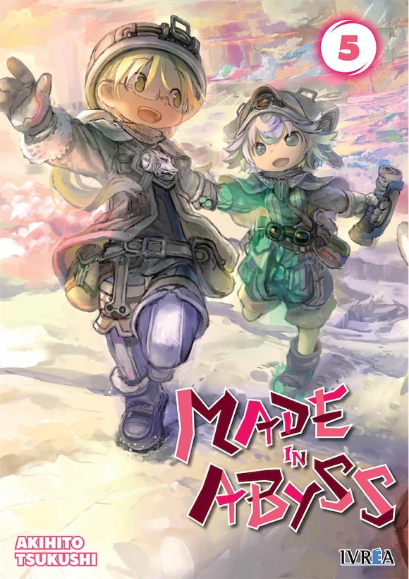 MADE IN ABYSS # 05 | 9788417699703 | AKIHITO TSUKUSHI | Universal Cómics