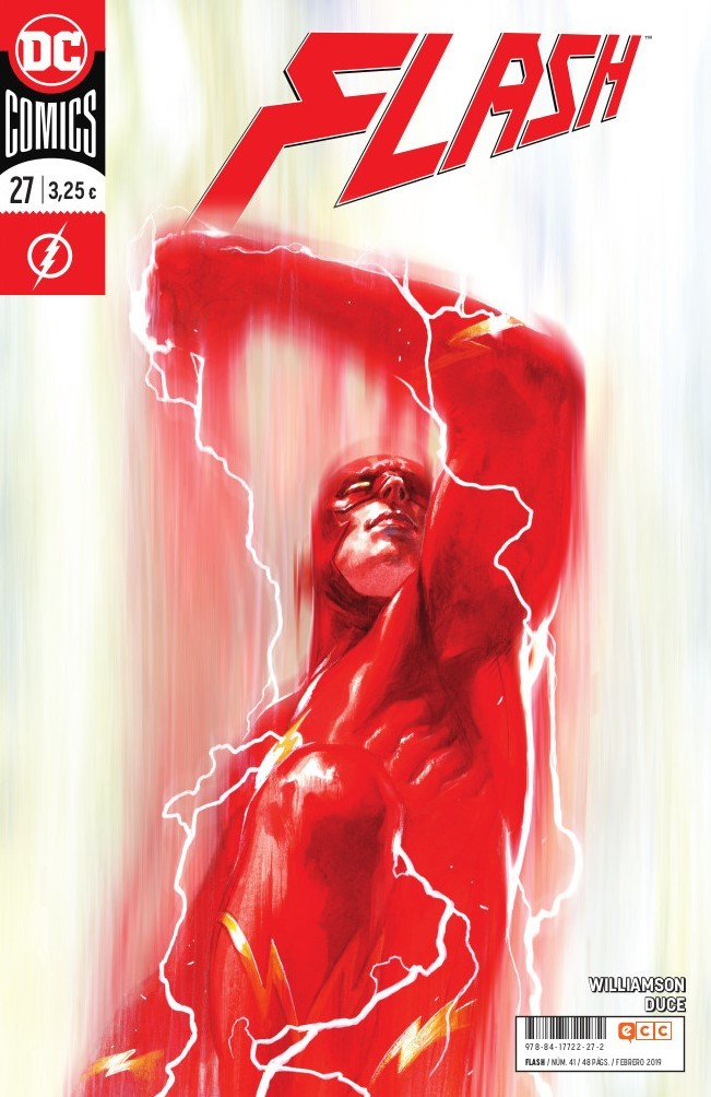 FLASH # 41 RENACIMIENTO 27 | 9788417722272 | CHRISTIAN DUCE  - JOSHUA WILLIAMSON | Universal Cómics