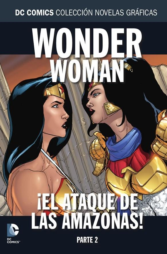 COLECCIONABLE DC COMICS # 091 WONDER WOMAN ¡EL ATAQUE DE LAS AMAZONAS! PARTE 2 | 9788417509033 | DREW JOHNSON - J. TORRES - MIKE SEKOWSY - PETE WOODS - WILL PFEIFFER | Universal Cómics