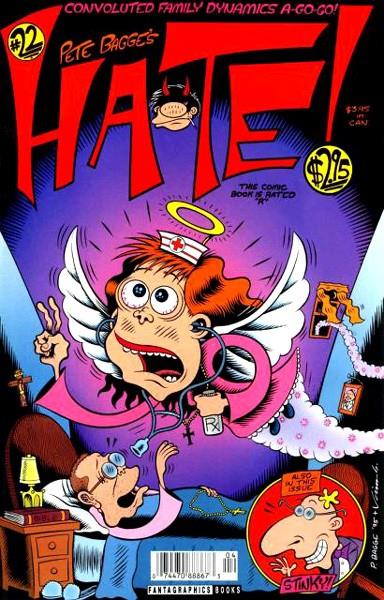 USA HATE # 22 | 07447088867304 | PETER BAGGE | Universal Cómics
