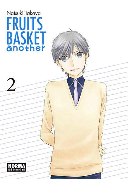 FRUITS BASKET ANOTHER # 02 | 9788467935196 | NATSUKI TAKAYA | Universal Cómics