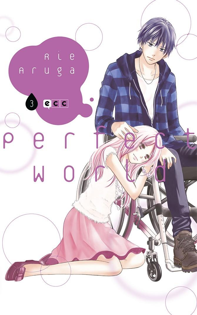 PERFECT WORLD # 03 | 9788417827021 | RIE ARUGA | Universal Cómics