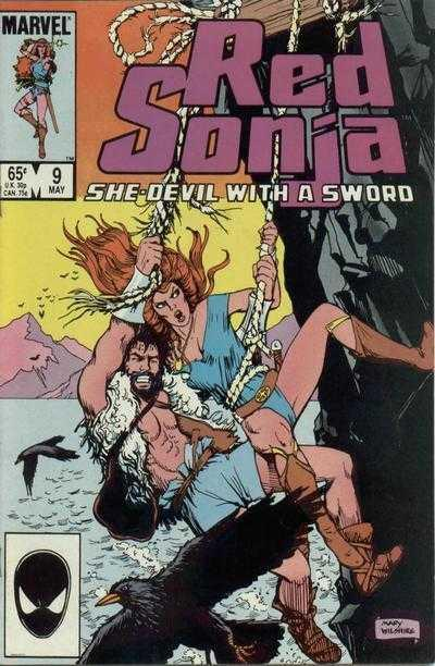 USA RED SONJA SHE-DEVIL WITH A SWORD VOL 2 # 09 | 148360 | MARY WILSHIRE | Universal Cómics