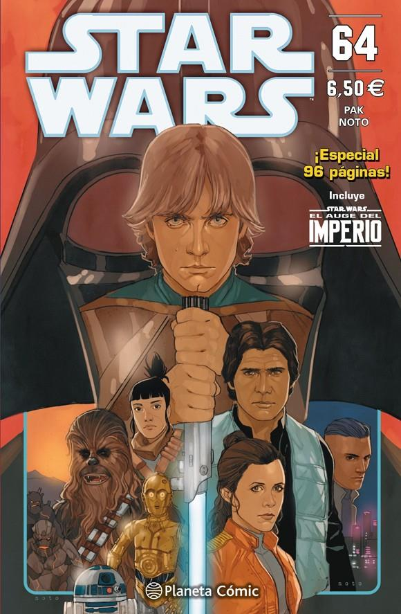STAR WARS # 64 | 9788413411774 | GREG PAK - PHIL NOTO | Universal Cómics