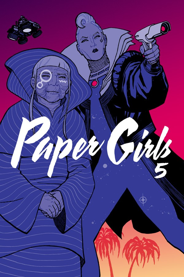 USA PAPER GIRLS TP VOL 05 | 978153430867151499 | BRIAN K VAUGHAN - CLIFF CHIANG - MATT WILSON - JARED K. FLETCHER | Universal Cómics