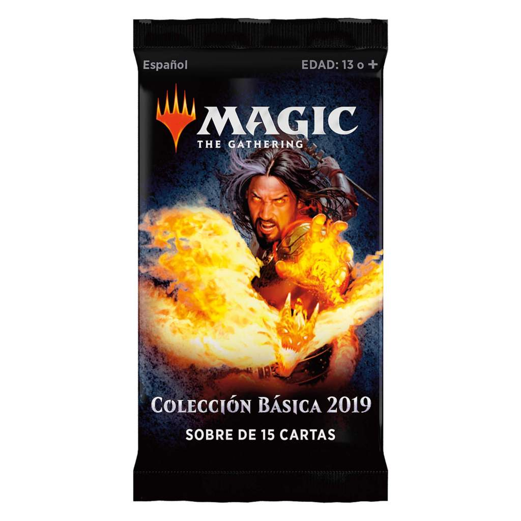 MAGIC COLECCION BASICA 2019 SOBRES | 5010993478330