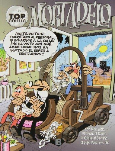 TOP COMIC MORTADELO # 49 MERCENARIOS | 9788466652667 | FRANCISCO IBAÑEZ | Universal Cómics