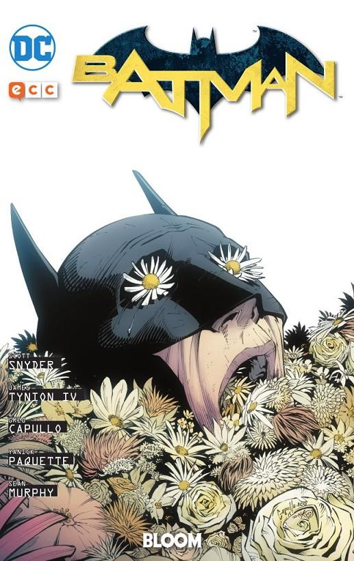 BATMAN DE SCOTT SNYDER # 08 BLOOM | 9788417509194 | GREG CAPULLO - JAMES TYNION IV - SCOTT SNYDER - SEAN MURPHY - YANICK PAQUETTE | Universal Cómics