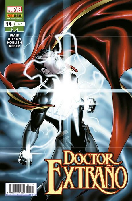 DOCTOR EXTRAÑO # 47 DOCTOR EXTRAÑO 14  | 977000550100000047 | MARK WAID - BARRY KITSON - SCOTT KOBLISH | Universal Cómics