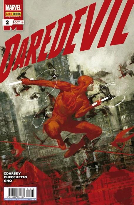 DAREDEVIL # 02 | 977000557500100002 | CHIP ZDARSKY - MARCO CHECCHETTO | Universal Cómics