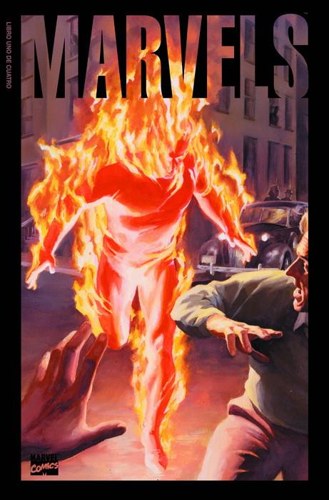 MARVEL FACSÍMIL MARVELS # 01 | 9788413343044 | KURT BUSIEK - ALEX ROSS | Universal Cómics