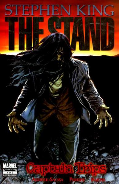 USA THE STAND CAPTAIN TRIPS # 01 | 75960606578300111 | STEPHEN KING - ROBERTO AGUIRRE- SACASA - MIKE D. PERKINS | Universal Cómics