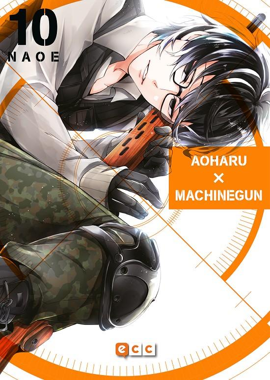 AOHARU X MACHINEGUN # 10 | 9788418094224 | NAOE | Universal Cómics