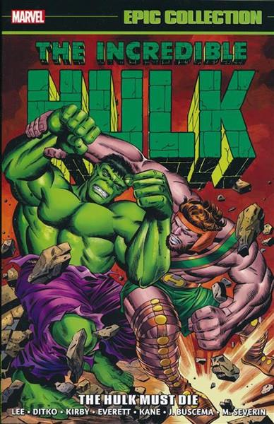 USA EPIC COLLECTION INCREDIBLE HULK # 03 THE LEADER LIVES | 978130291313753999 | STAN LEE - JACK KIRBY - STEVE DITKO - JOHN BUSCEMA - GIL KANE | Universal Cómics