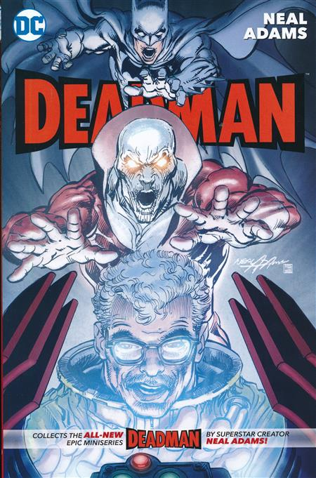 USA DEADMAN TP | 978140128141051699 | NEAL ADAMS | Universal Cómics