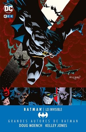 BATMAN LO INVISIBLE | 9788417531942 | DOUG MOENCH - KELLEY JONES