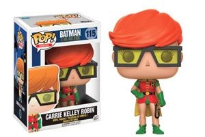 ROBIN CARRIE KELLEY FIG.10 CM VINYL POP HEROES THE | 0849803097691