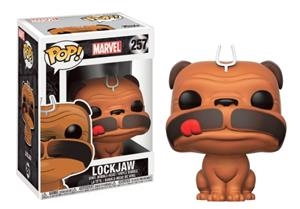 LOCKJAW FIGURA 10 CM VINYL POP MARVEL INHUMANS | 0889698202374