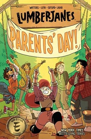 USA LUMBERJANES VOL 10 TP PARENT'S DAY | 978168415278051499 | KATE LEYH - SHANNON WATTERS - AIME SOTUYO - MAARTA LAIHO | Universal Cómics