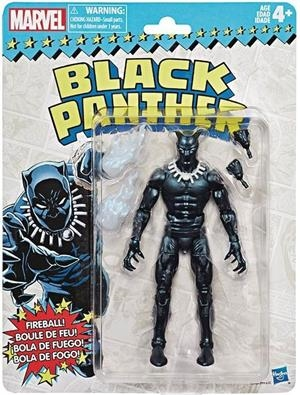 MARVEL LEGENDS VINTAGE SERIES 2 BLACK PANTHER 15 CM ACTION FIGURE | 5010993577019