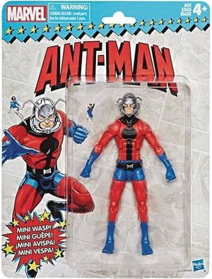 MARVEL LEGENDS VINTAGE SERIES 2 ANT-MAN 15 CM ACTION FIGURE | 5010993577095