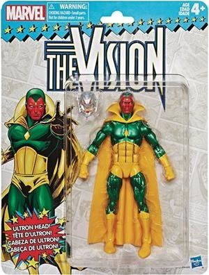 MARVEL LEGENDS VINTAGE SERIES 2 VISION 15 CM ACTION FIGURE | 5010993577033
