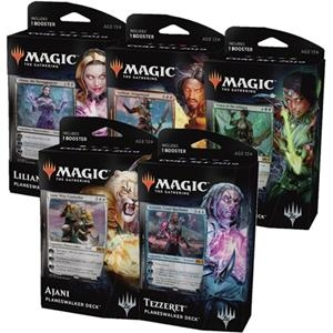 MAZO PLANESWALKER 2020 MAGIC, THE GATHERING -  | 5010993562381 | Universal Cómics